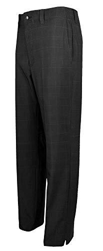 Callaway Golfhose, kariert, Herren, schwarz, 38W x 34L