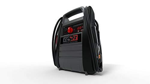 Best Buy! PLASTILINUM Schumacher DSR115 DSR ProSeries 12V/24V 4400 Peak Amp Jump Starter