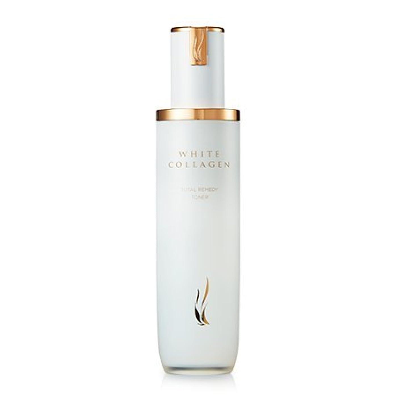シュリンク奨励マイクロフォン[New] A.H.C (AHC) White Collagen Total Remedy Toner 130ml/A.H.C ホワイト コラーゲン トータル レミディ トナー 130ml [並行輸入品]