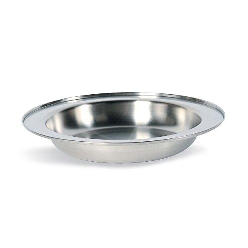 Tatonka Teller Soup Plate, Edelstahl, 24 x 3,5 cm