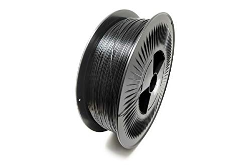 Digitalrise® byoTEC Carbon ø1.75mm (4.5kg) - 3D Printer Filament, Carbon Fiber Reinforced Petro-Free Plastic, Biodegradable, Extreme Strength - Made in Austria