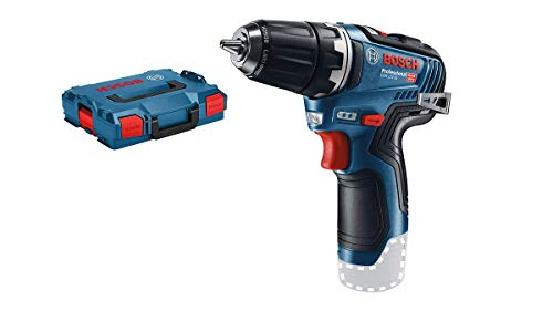 Bosch Professional 12V System GSR 12V-35 Cordless Drill/Driver (Without Rechargeable Battery and Charger, in L-BoxX)