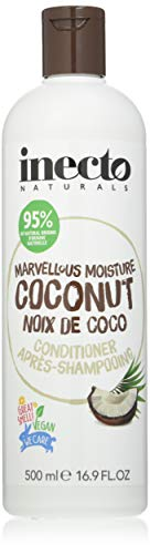 Inecto Naturals Conditioner Coconut, 1er Pack (1 x 500 ml)