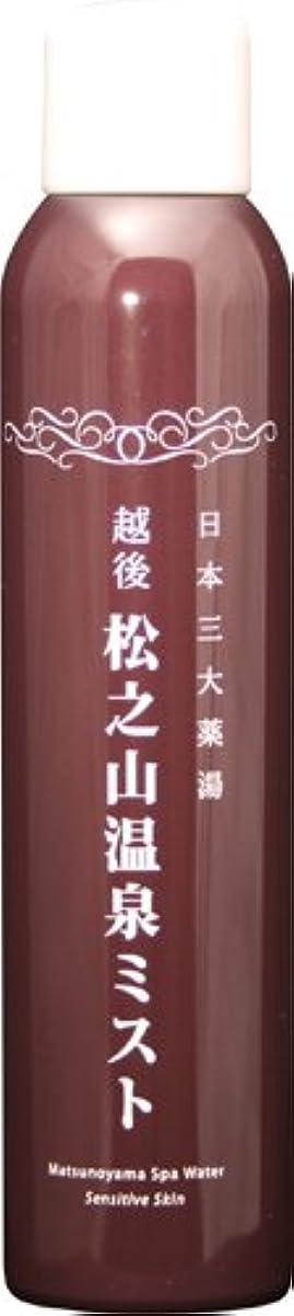 船酔いヒップのホスト松之山温泉ミスト200g