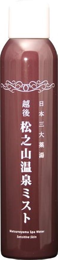 ベーシックやりがいのある北へ松之山温泉ミスト200g