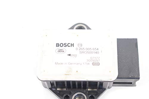 Sport L320 2007 RHD ESP Sensor de índice de guiñada 0265005654 10815720