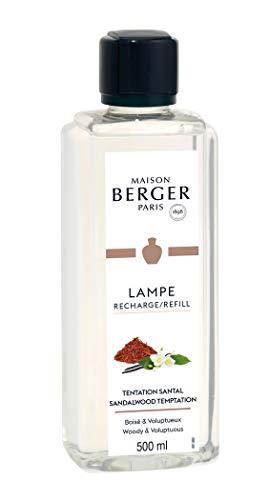 Lampe Berger Raumduft Nachfüllpack Tentation Santal / Verführerisches Sandelholz 500 ml