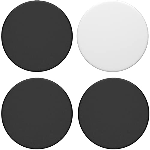 4 Pack/Cell Phones and Tablets Stand - Black White