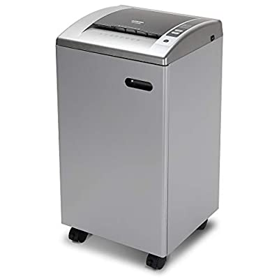 Aurora AU1540MB Commercial Grade 15-Sheet High Security Micro-Cut Paper and CD/Credit Card Shredder/ 60 Minutes/Security Level P-5