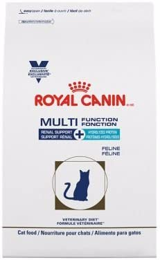 Royal Canin Super beauty product restock quality top! Veterinary Diet Feline + Renal Support Multifunction depot