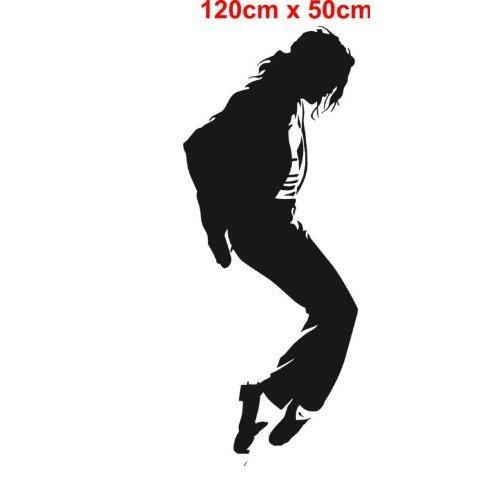 FSSS Ltd Michael Jackson Art Wand Aufkleber Vinyl. 50x 120cm