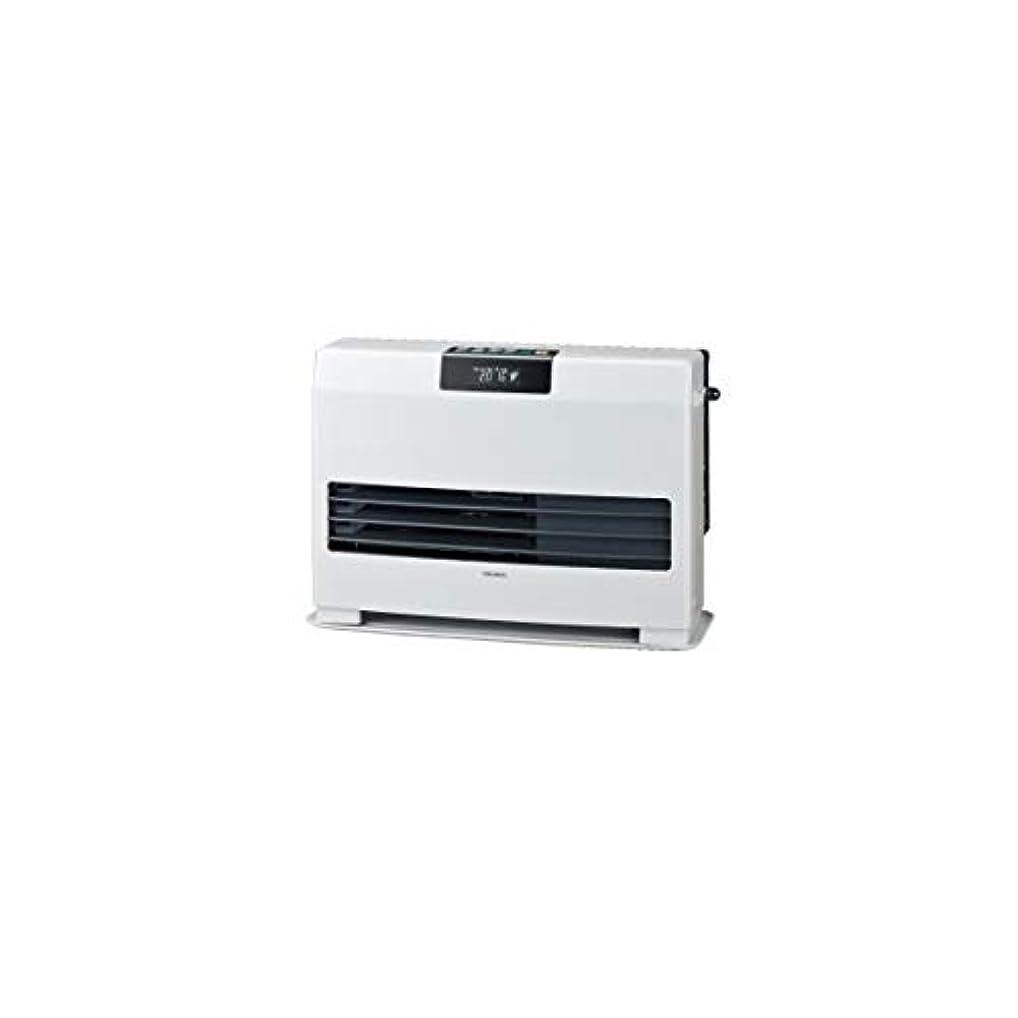 ボイド犬気候FF-WG52SA-W コロナ 寒冷地用ストーブ FF式 ビルトインタイプ (木造14畳まで/コンクリート22畳まで)