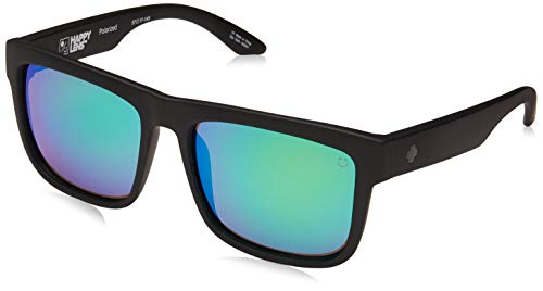 Spy Sonnenbrille DISCORD, happy bronze polar/green spectra, 673119374861
