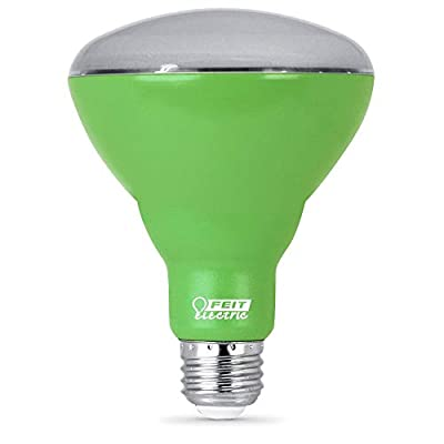 """Feit Electric BR30/11K/GROW/LED Bulb, BR 30 5"""" H x 3.75 D, 449nm blue to 630nm red spectrums"""