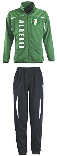 Algerien Trainingsanzug - Sportanzug - S-XXL - Fußball Fitness (L)