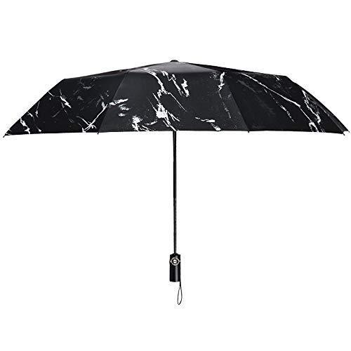 Big seller Regenschirme 10 Knochen Winddicht Automatik Regenschirm Falten Sonnenschirm Unisex