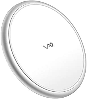 Vebach C10s 10w Qi-Certified Aluminum Fast Wireless Charging Pad