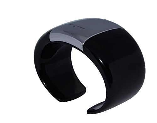 Fashion and Health - Acantha - Bracelet désinfectant anti-moustiques Nero-argento
