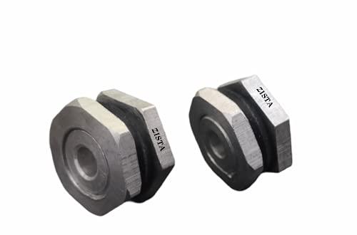 ZISTA- Safety Valve for Hawkins Pressure Cooker 1.5-14 Ltr ( 02 Pieces)