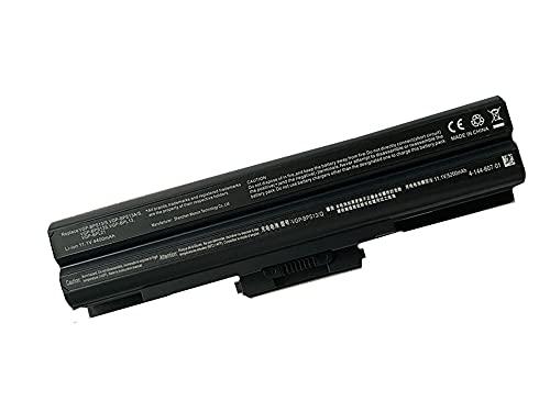 Civhomy VGP-BPS13S VGP-BPS13AB Replacement Battery for Sony Vaio PCG-3E3L PCG-3F2L PCG-3F3L PCG-3F4L PCG-7183L PCG-7184L PCG-7153L PCG-8141L