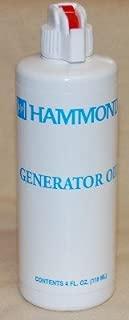 hammond oil