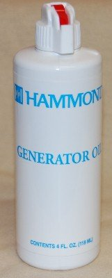 Hammond Suzuki Tone Generator Oil