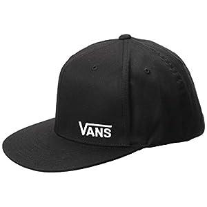 Vans_Apparel Galer Trucker Gorra de béisbol, Negro (Black), Talla ...