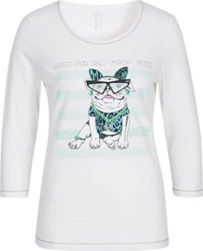 Sportalm Damen Shirt Größe 40 EU Weiß (weiß)
