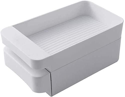 hwljxn Kühlschrank/Gefrier-Ei-Halter, Kleiner Aufbewahrungsbox, Eierschublade Eierablage Haushalt Ei Frischer Aufbewahrungsbox für Kühlschrank Ei Lagerbehälter