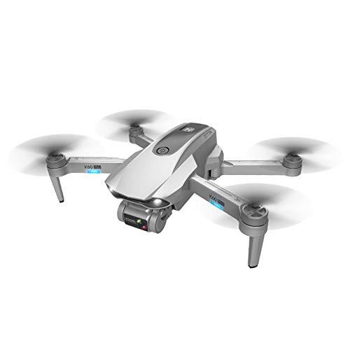 USIRIY K60 Pro GPS Drohne mit Kamera 6K 4K HD Zweiachsiger Kardanischer Bürstenloser Drone Professioneller RC Quadrocopter 5G WiFi FPV Drohne PK/ K60/ K20/ S4 (3xBatterie)