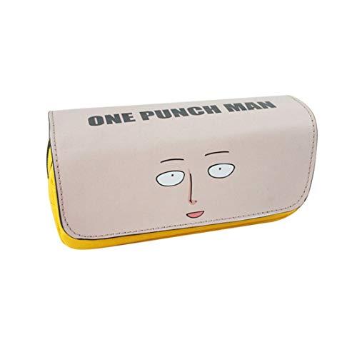 3D One Punch Man Unisex Reißverschluss Bleistift Fall Studenten Harajuku Pen Bag Schulbedarf Büro Schreibwaren Aufbewahrungsbeutel (2)