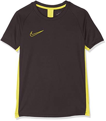 Nike B Nk Dry Acdmy SS, T-Shirt Bambino, Grigio, XL
