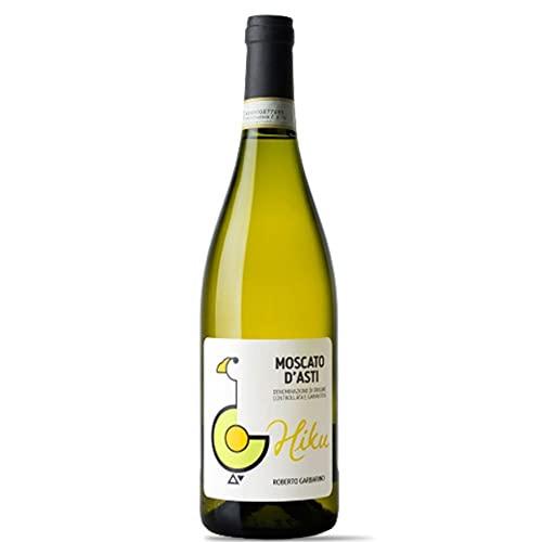 Moscato d'Asti Docg   Hiku 2020   Roberto Garbarino   Vino bianco   Piemonte   750ml