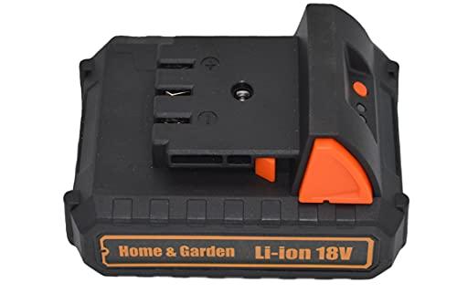 Home&Garden 2WAY コードレス 電動耕うん機&草刈り機 (専用予備バッテリー)
