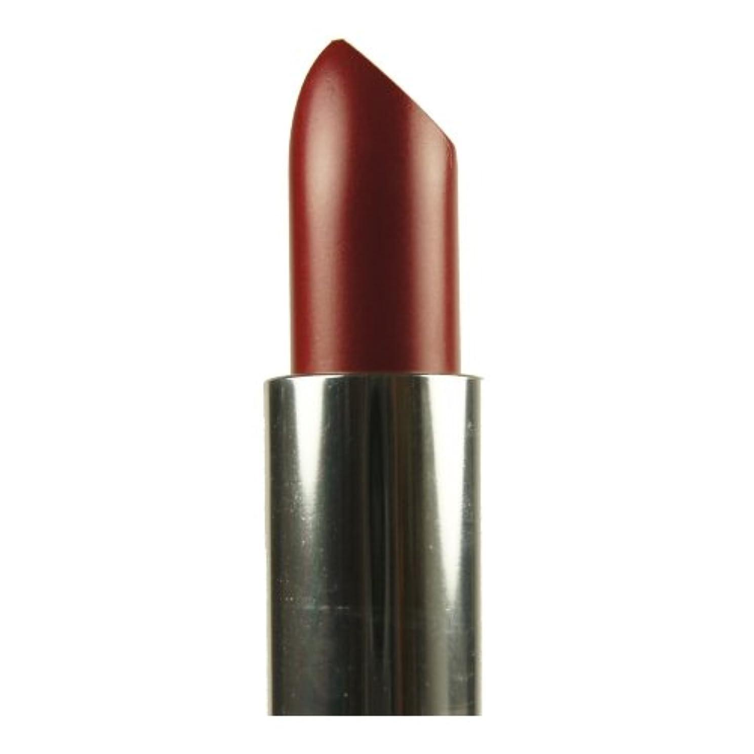 バンジョー聡明店主RIMMEL LONDON Lasting Finish Intense Wear Lipstick - Bordeaux (並行輸入品)