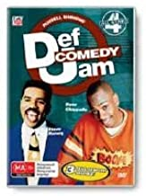 Def Comedy Jam All-Stars Vol. 4