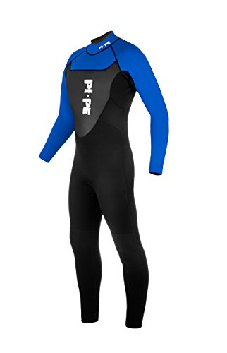 PI-PE Herren Neoprenanzug Active Full Long Sleeve Blue, XXL