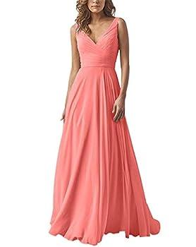 Best coral elegant dresses Reviews