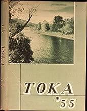 (Custom Reprint) Yearbook: 1955 Grants Pass High School - Toka Yearbook (Grants Pass, OR)