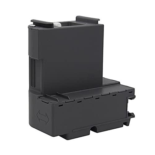 Fink E-04D1 - Caja de mantenimiento compatible con T04D1 caja de mantenimiento de tinta, funciona con impresora ECOTANK ET-M3180 ET-M3170 ET-M2170 ET-M2140 ET-M1180 ET-M1170 ET-4750 ET-3750 ET-3750