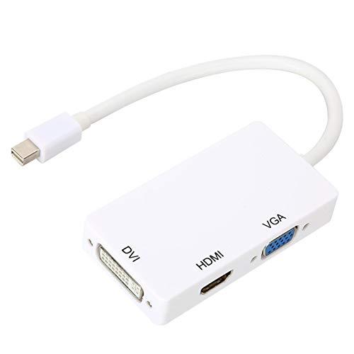 Convertidor DP Aplicabilidad amplia Adaptador DP Adaptador de cable Displayport Eficiente HDMI Displayport Soporta Multi‑Formato No Necesita Fuente de Alimentación Externa