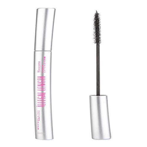Gemey Maybelline – Illegal Length – Mascara Faser Extensions