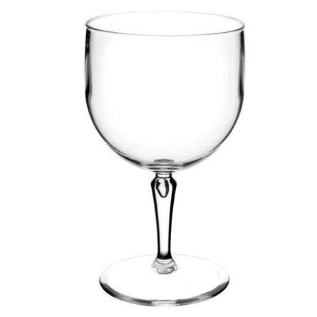 vasosplastico.es Copa balón de Gin Tonic irrompible de policarbonato. Pack de 6...