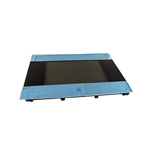 5304501265 Wall Oven Door Outer Panel Genuine Original Equipment Manufacturer (OEM) Part Stainless