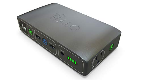 HALO Bolt 58,830mWh Portable Charger & Jump Starter w/ AC Outlet - $79.99