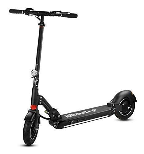 WXDP Patineta Cruiser Pro,Scooter eléctrico de 10 Pulgadas, neumático sólido, E-Scooter, Ligero,...
