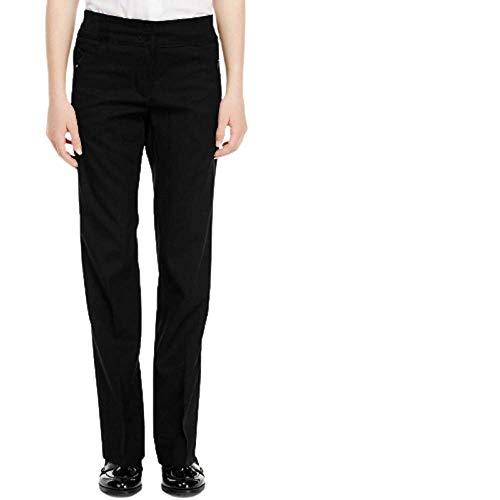 Girls Plus Fit School Trousers S...