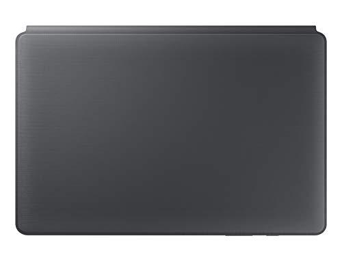 Samsung Book Cover Keyboard para Galaxy Tab S6, Teclado francés (diseño AZERTY), Gris