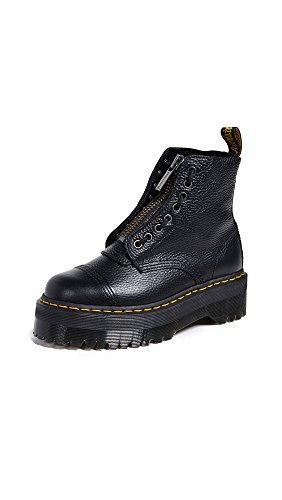 Dr.Martens Womens Sinclair Leder Boots, Schwarz - schwarz - Größe: 40 EU