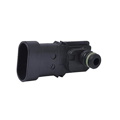 Preisvergleich Produktbild perfk Autos 8200105165 Saugrohr-Absolutdruck MAP Sensor Krümmer-Absolutdruck-Kartensensor